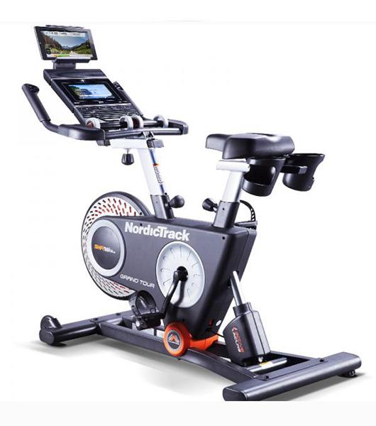爱康电磁控静音动感单车NTEX71015