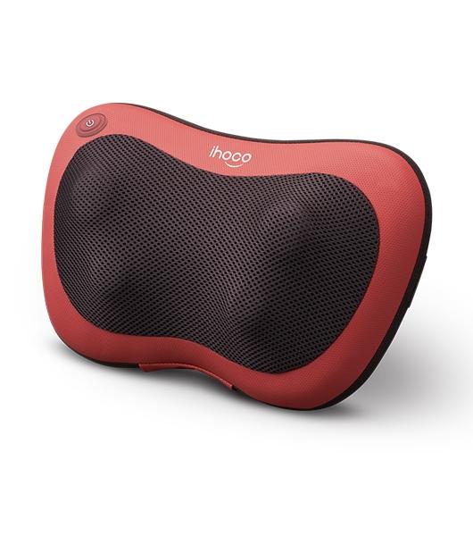 ihoco轻松伴侣IH1100按摩枕肩颈椎按摩器多功能枕头
